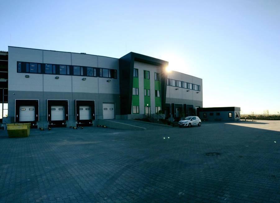 Polgár Logisztikai Központ